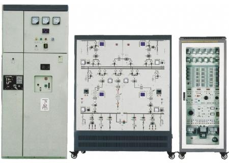 电流互感器接线实训 12
