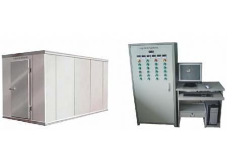 plc与小型冷库电机的电路图