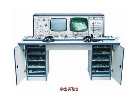 四,ta黑白电视机中放伴音电路单元 中放电路单元 实验84-1 无图,无声