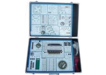 yl-plcd型 plc可编程控制器实验箱(组态工控)