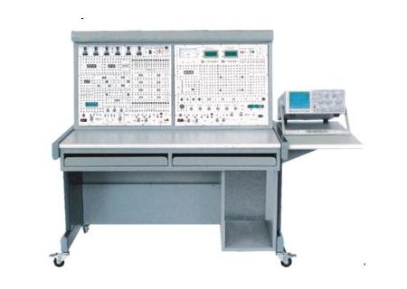 模拟电子电路实验装置(双组)-上海育联科教设备公司