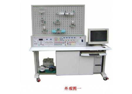 plc透明液压传动演示系统-上海育联科教设备公司图片