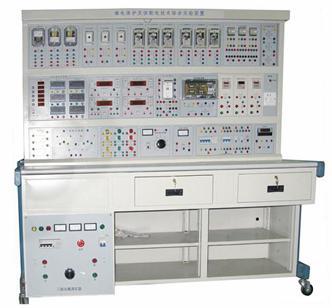 (2)设有电压型漏电保护器和电流型漏电保护器