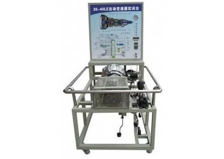 61  别克凯越发动机实验台 61  帕萨特电控发动机与自动变速器