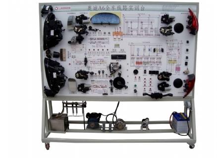 喷油器脉冲等各执行元器件用led