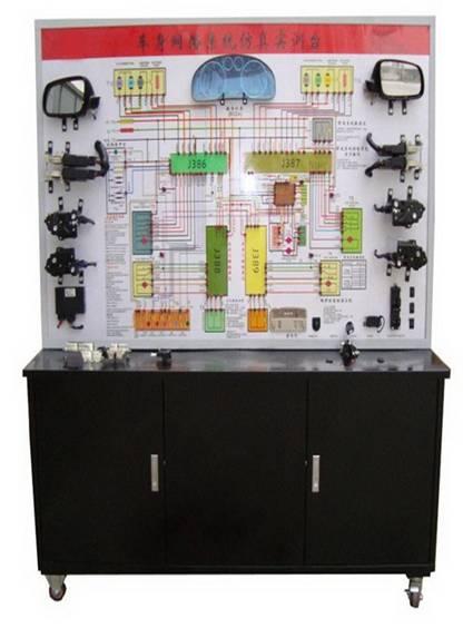 电气电路实验台 详细说明