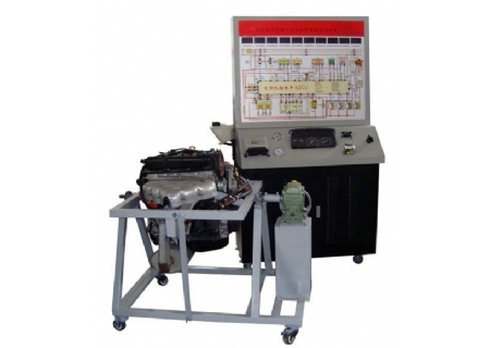 桑塔纳2000 gsi电控发动机拆装运行实训台
