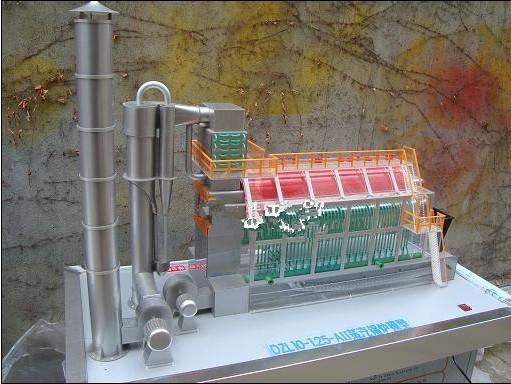 蒸汽锅炉模型-上海育联科教设备公司