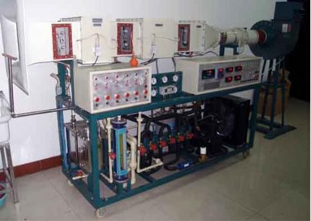 空调,制冷,换热综合实验台