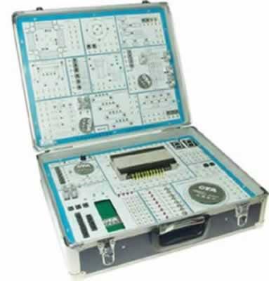 yl-plcx1 可编程控制器实验箱