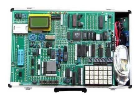 (3)实验开放性:实验电路单元尽可能独立开放