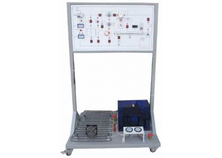 冷风机温控器电路安装图