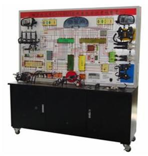 汽车电气与空调实训室设备,汽车电气系统示教板
