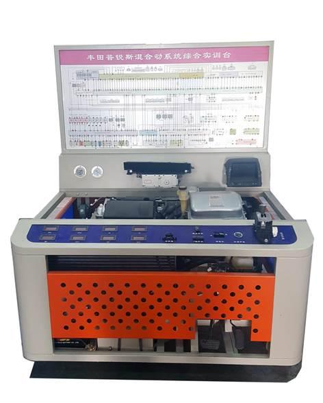 丰田普锐斯油电混合动力发动机实训台,发动机发动机总成和发动机控制